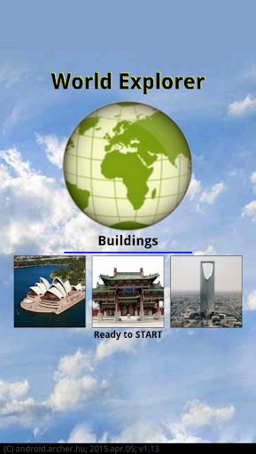 World Explorer Buildings
