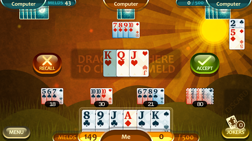Rummy 500 1.12.1 screenshots 5