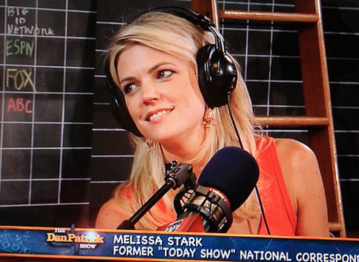Melissa Stark with MSNBC.