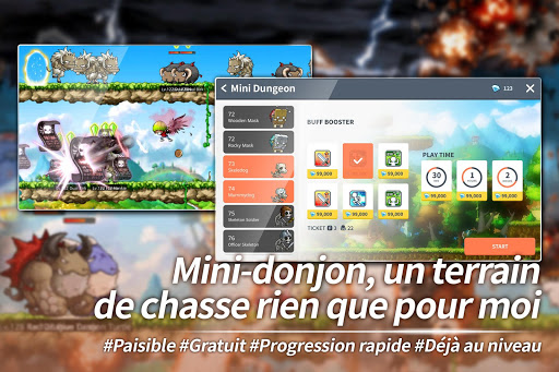 MapleStory M  screenshots 4