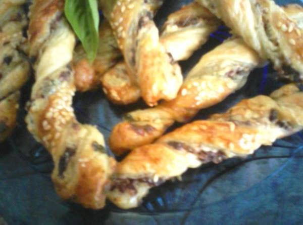 Puffy Greek Twists Recipe