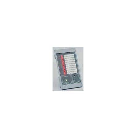 Larmpanel Master SOL2.102, A/B-larm, minnes-blinkfunktion