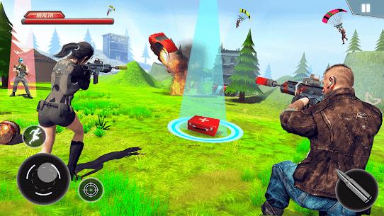 Firing Squad Fire Battleground Shooting Games 2020