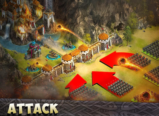 CITADELS ud83cudff0  Medieval War Strategy with PVP 11.1.0 screenshots 14