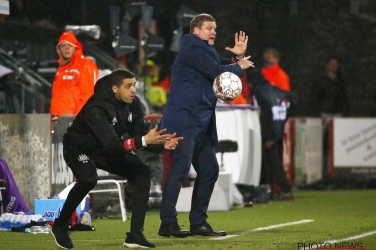 """Vanhaezebrouck begint zelfs te vrezen voor Europees voetbal: """"Het gaat een héél, héél zware strijd worden"""""""
