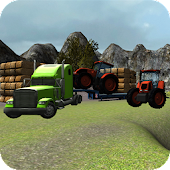 Farm Truck: Tractor Transport