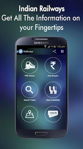 Indian Railway IRCTC Info