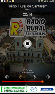 Rádio Rural de Santarém- screenshot thumbnail