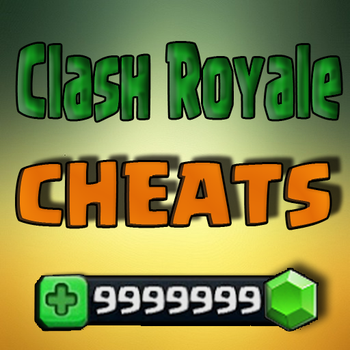 Cheats For Clash Royale Gem for PC