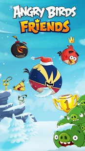 Angry Birds Friends Screenshot 5