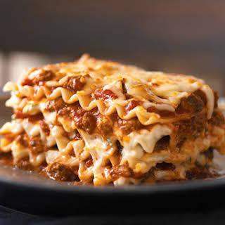 Simply Lasagna.