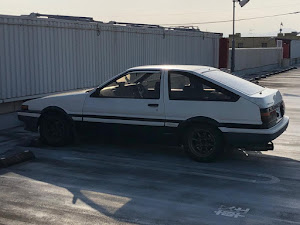 スプリンタートレノ AE86 GT-APEX・S59のカスタム事例画像 sasashu86さんの2019年10月30日10:59の投稿