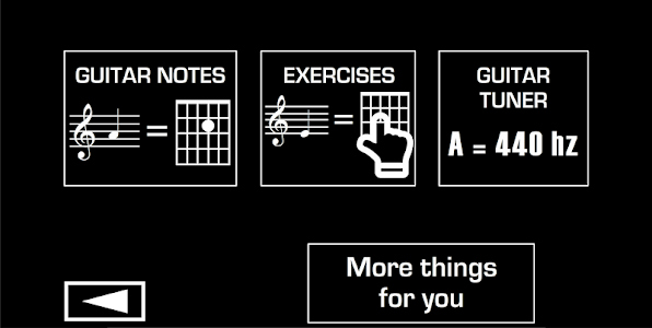 Guitar Notes screenshot 4