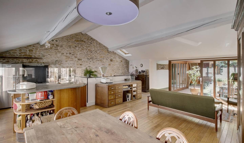 Appartement avec terrasse Lyon 1er