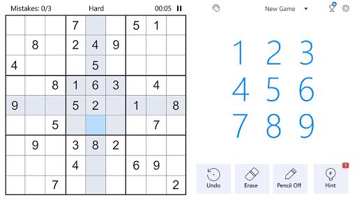 Sudoku - Free Classic Sudoku Puzzles 3.4.9 screenshots 7