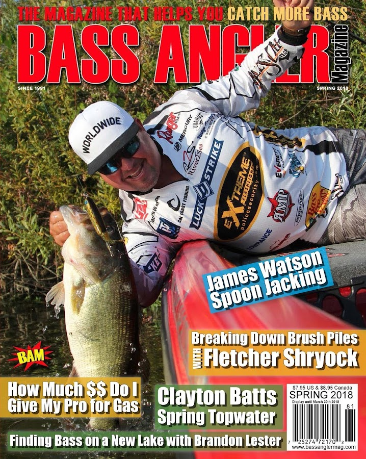 Bass Angler Magazine- screenshot