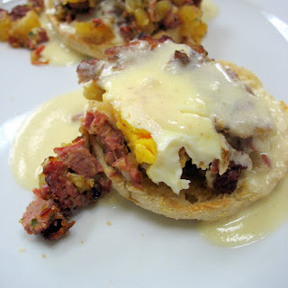 Irish Eggs Benedict.
