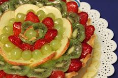 Frutas espelhadas