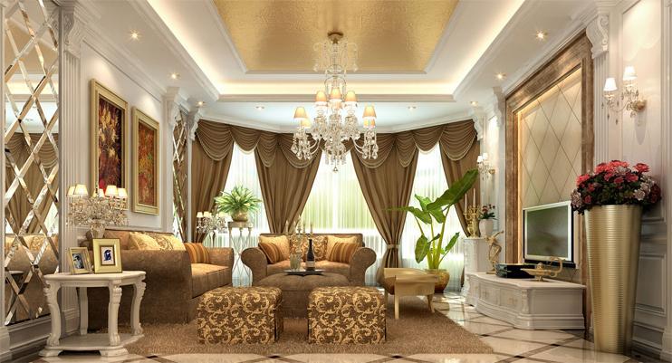 Kết quả hình ảnh cho Thiết kế nội thất chung cư theo phong cách cổ điển