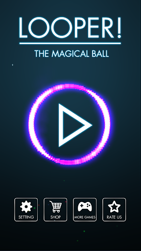 Looper! the magical Ball screenshot 1