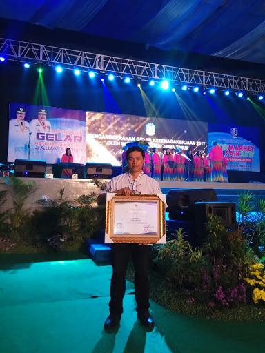 Penghargaan LKS Bipartit 2017