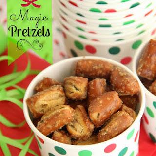 Magic Pretzels Recipe