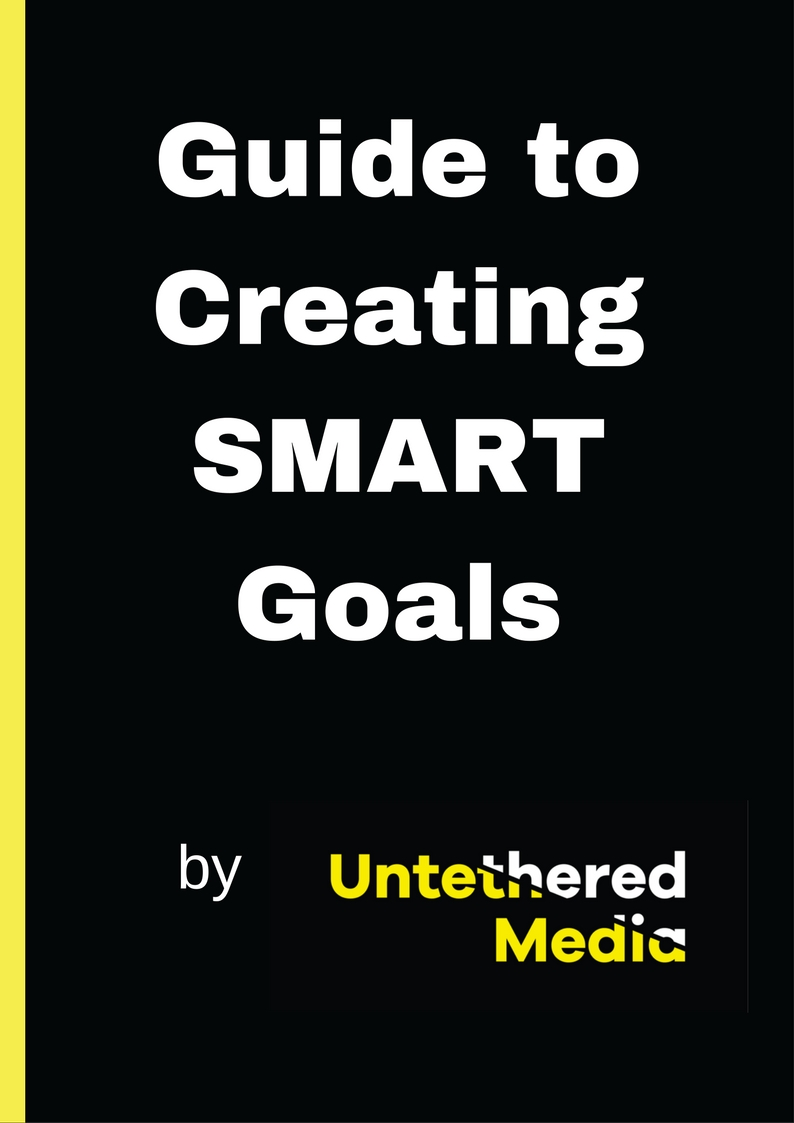 Smart Goals Worksheet Creating Download Your Free Step By Guide To