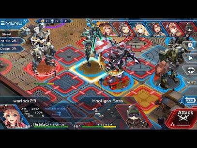 Robot Tactics: Real Time Robots War Apk Download For Android and Iphone 7