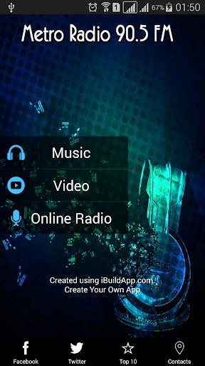 Metro Radio 90.5 Thailand