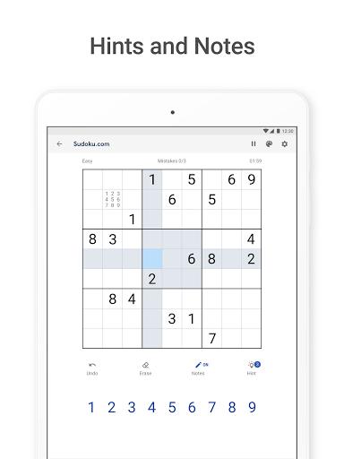 Sudoku.com - Free Sudoku 3.2.0 screenshots 13