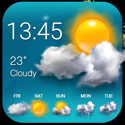 Local Weather Live Widget