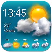 Local Weather Live Widget
