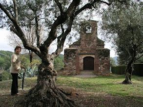 Photo: Corbera de Llobregat -  Ermita de Sant Cristòfol
