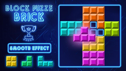 Brick Block Puzzle Classic 2020 screenshots 18