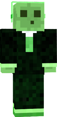 1.8 Outer-Layer Featured Slime With Tuxedo