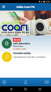 Nova Coari FM - náhled