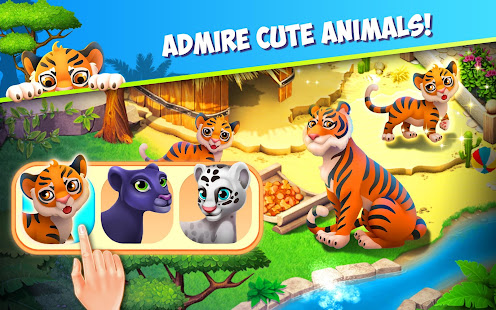 Game Family Zoo: The Story APK for Windows Phone