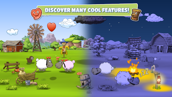 Clouds & Sheep 2- screenshot thumbnail