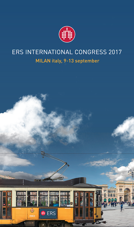 ERS Congress- screenshot