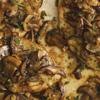 Chicken Marsala on the Lighter Side