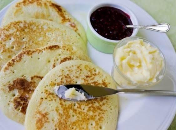 Scottish Crumpets Recipe