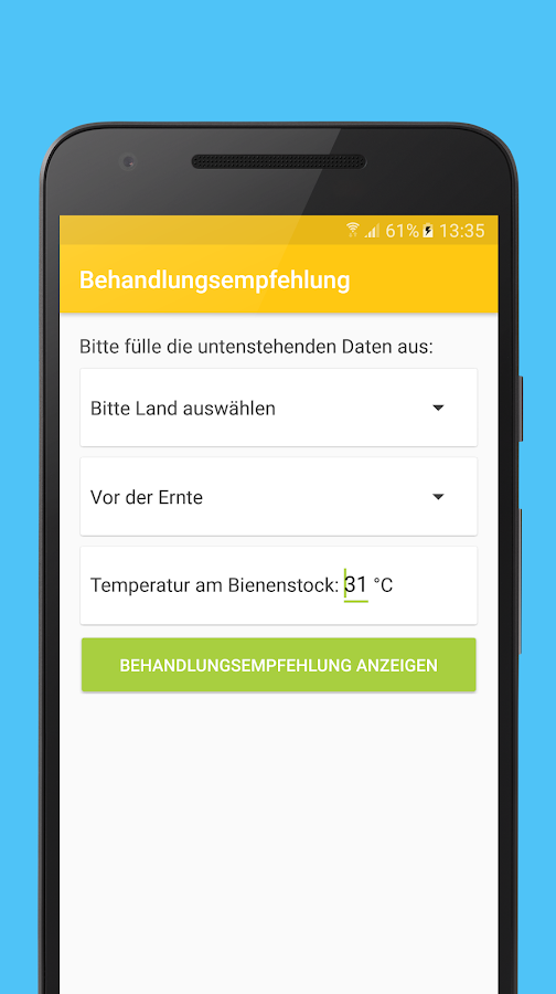BeeBuddy – Screenshot