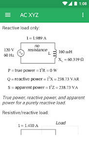 AC Electrical Engineering XYZ App Download for Android 4