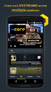 Core: Watch Mobile Game Videos Screenshot