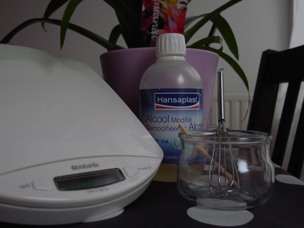 Photo: [crema cara] Intachable: Material