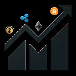 Crypto Market Cap Icon