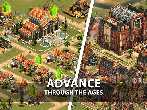 Forge of Empires: Build your city! screenshot 3