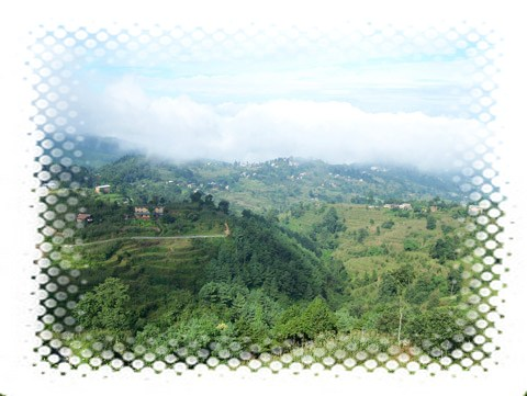 A view from Nagarkot