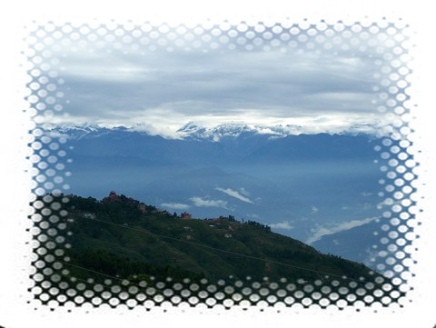 Nagarkot Himalayas