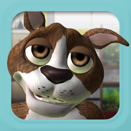 Talking Duke Dog Free (game)